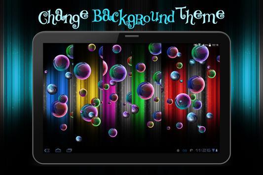 Magic Bubbles Live Wallpaper screenshot 21