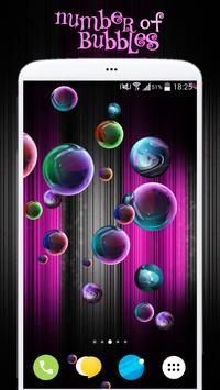 Magic Bubbles Live Wallpaper screenshot 3