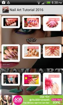 Nail Art 2016 Tutorial apk screenshot