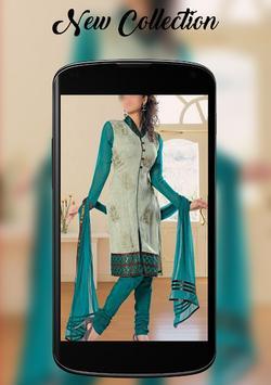 Lates Long Kurti Design screenshot 1