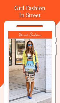 Street Fashion Girl 2017 apk screenshot