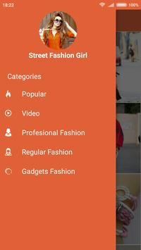 Street Fashion Girl 2017 poster