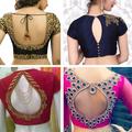 woman blouse designs