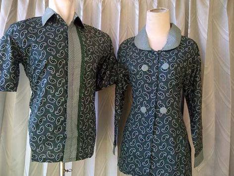 Batik Couple Design screenshot 6