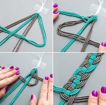 Bracelet Tutorial and Ideas poster
