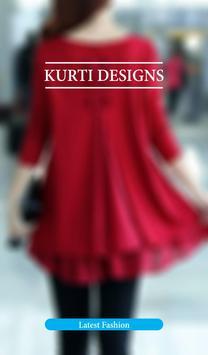 Kurti Designs poster