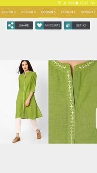 Kurti Neck Design screenshot 5