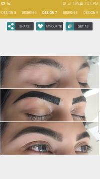 Tinting Eyebrows Step By Step screenshot 2