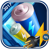 Fast Battery Charger 2017 icon