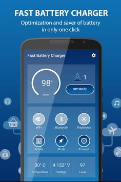 Fast Battery Charger 2017 poster