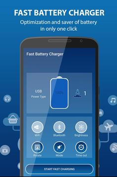 Fast Battery Charger 2017 screenshot 4