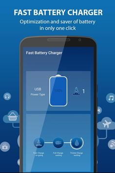 Fast Battery Charger 2017 screenshot 5