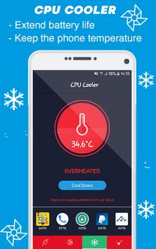 Fast Charging,Smart Booster,RAM Cache Cleaner screenshot 1