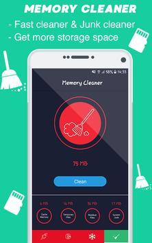 Fast Charging,Smart Booster,RAM Cache Cleaner screenshot 2