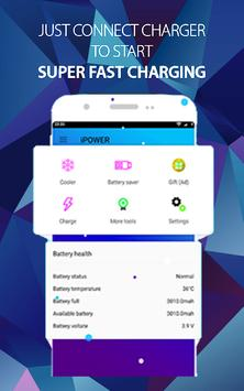 200 battery life - Quick charge poster
