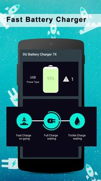 Ultra Fast Battery Charger 20x , 8 GB RAM BOOSTER poster