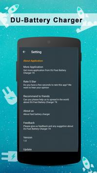 Ultra Fast Battery Charger 20x , 8 GB RAM BOOSTER screenshot 10