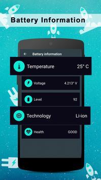 Ultra Fast Battery Charger 20x , 8 GB RAM BOOSTER screenshot 2