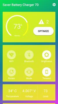 Saver Battery Fast Charger 7D screenshot 1
