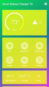 Saver Battery Fast Charger 7D screenshot 2