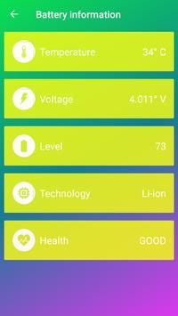 Saver Battery Fast Charger 7D screenshot 4