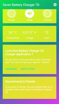 Saver Battery Fast Charger 7D screenshot 6