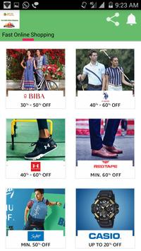 Fast India Online Shopping screenshot 4