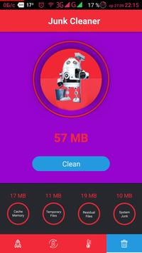 Fast Master Cleaner and Battery Saver apk screenshot