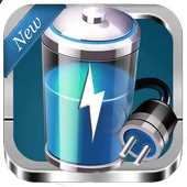 Fast charger - Economy battery icon
