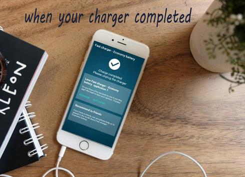 Fast charger - Economy battery apk screenshot
