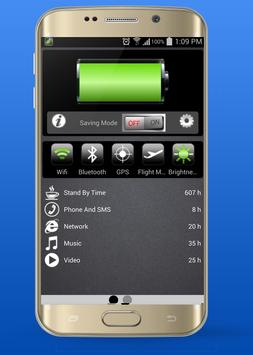 Flame Clean Phone Power screenshot 2