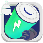 EnglaisSuper Battery - BatterySaver& Phone Cooler icon