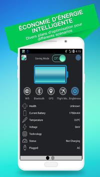 EnglaisSuper Battery - BatterySaver& Phone Cooler screenshot 1