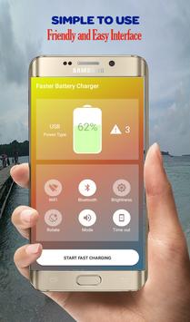 Faster Battery Charger screenshot 1