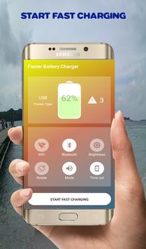 Faster Battery Charger screenshot 2