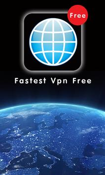 Fastest VPN Free apk screenshot