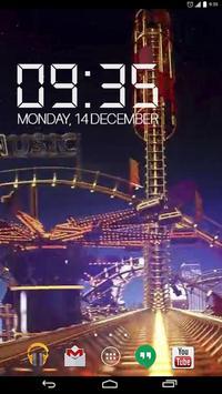 Fast Roller Coaster Live W apk screenshot