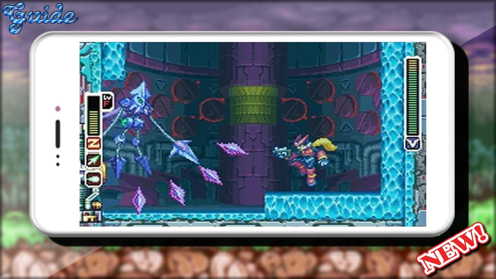guide megaman zero 4 for Android - APK Download