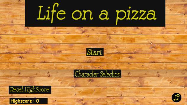 Life On A Pizza screenshot 2