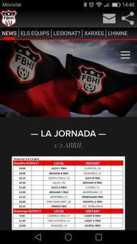 FBHI Futbol Base screenshot 1