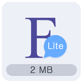 Small Lite for Facebook + Messenger icon