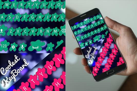 Coolest Keyboard apk screenshot