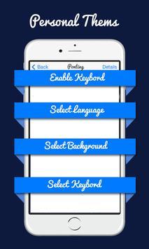 Leaf Keyboard Themes apk screenshot