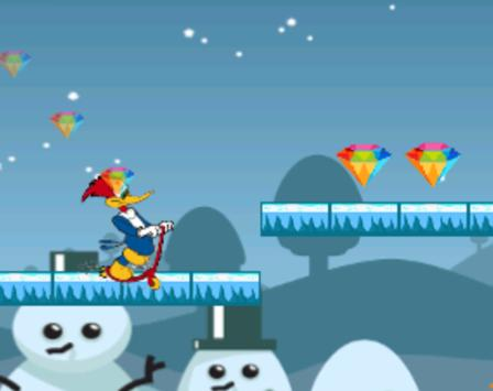 woody subway street woodpecker adventure screenshot 1
