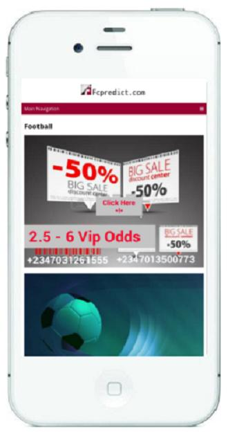 Fcpredict com Official Football,Tennis Prediction  for Android - APK