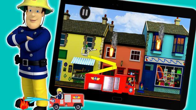 Super Fireman : Hero Mission Game Sam screenshot 4