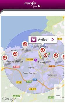 Horarios RENFE FEVE screenshot 7