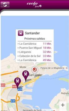 Horarios RENFE FEVE screenshot 5