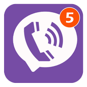 New Viber Video Call icon