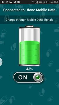 3G Battery Charger Prank apk screenshot